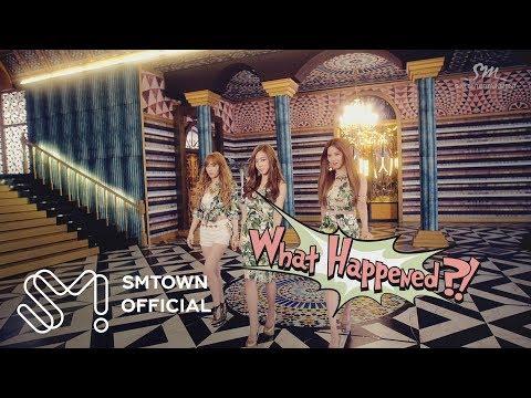 少女時代 Girls' Generation-Holler MV