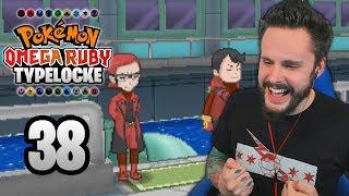 FIELD TRIP | Pokémon Omega Ruby Randomizer Typelocke Part 38 by Ace Trainer Liam