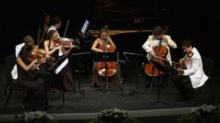 Zwilich's Septet For Piano Trio And String Quartet - La Jolla Music Society: SummerFest 2012