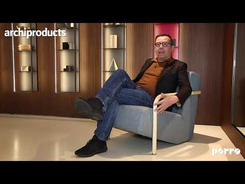 Porro - Archiproducts Videointerview - Nicola Gallizia