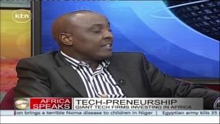 Africa Speaks 4th July 2015 Tech-Preneurship