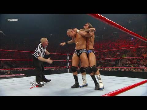 Chris Masters vs. Randy Orton