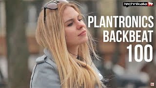 Słuchawki Plantronics BackBeat 100