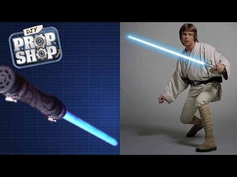 How to Build a LowBudget Star Wars Lightsaber