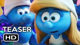 Smurfs: The Lost Village Official Teaser Trailer #1 (2017) Animated Movie HD by Zero Media