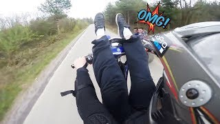 TOP 5 Dirt Bike Wheelies VOTED by You! MOTO MADNESS!
