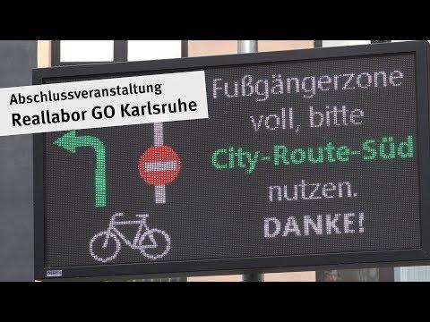 Abschlusspräsentation: Reallabor GO Karlsruhe