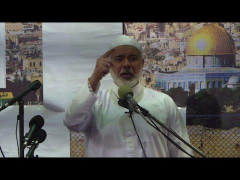 العرب اليوم - شاهد:هنية يعلن استمرار الاحتجاجات قرب الحدود