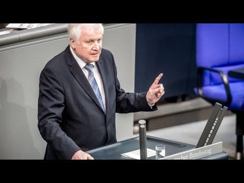 Seehofer: Deutschland will keine Menschen vom Flüchtl ...