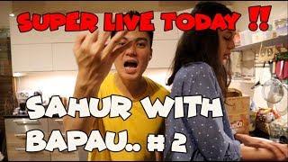 Video Walaupun ASIN, Tetap MASAKAN ISTRI PALING ENAK !! SAHUR WITH BAPAU #2 .. MP3, 3GP, MP4, WEBM, AVI, FLV Juli 2019