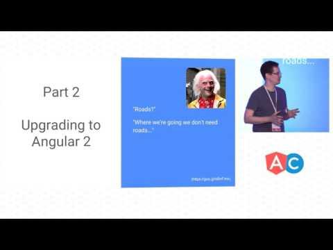 Angular 1 5 and beyond