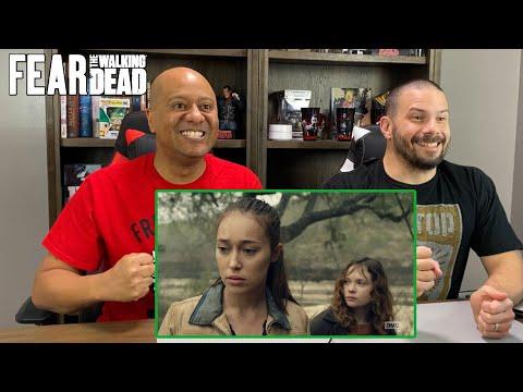 Fear the Walking Dead Episode 6x07 Reaction   Damage From The Inside