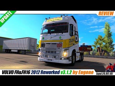 Volvo FH&FH16 2012 Reworked v3.1.2 1.32.x