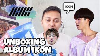 IKON MINI ALBUM NEW KIDS CONTINUE UNBOXING [Bahasa Indonesia]