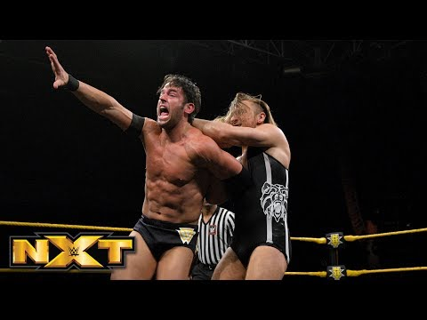 Pete Dunne, Oney Lorcan & Danny Burch vs. The Undisputed Era: WWE NXT, May 16, 2018