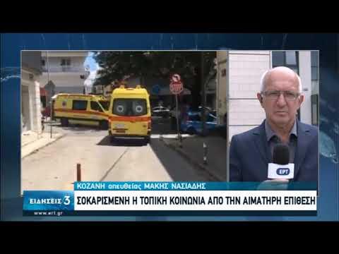 Επίθεση με τσεκούρι   Εισαγγελική παρέμβαση για τη διαρροή του βίντεο   18/07/2020   ΕΡΤ