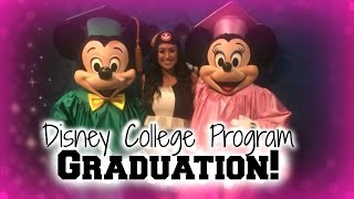 Walt Disney ICP Graduation