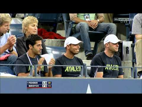 Best 2012 Tennis Points – Part 2 [HD]