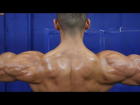 shoulder work out - 1 crazy trick to build muscle: http://sixpackshortcuts.com/rd2w Big news sixpackshortcutters! I'm in Orlando right now, filming a TV segment with the Daily B...