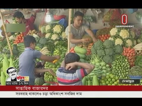 Vegetable prices soar despite supply (28-02-2020) Courtesy: Independent TV