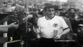 Fussball WM - Helden [8] Fritz Walter