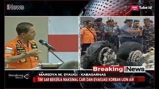 Video Bertemu Keluarga Korban Lion Air PK-LQP, Basarnas Apresiasi Tim Evakuasi - Breaking iNews 05/11 MP3, 3GP, MP4, WEBM, AVI, FLV Mei 2019