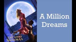 Ziv Zaifman, Hugh Jackman, Michelle Williams - A Million Dreams (The Greatest Showman)