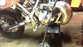 5. Craigslist Dirt Bike Project Part 1 - 2007 KTM 65 SX