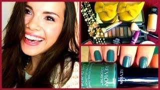 Get Ready With Me! ♥ Fall Makeup, Hair, & Outfit