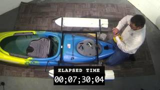 Crane Creek Kayaks - Video