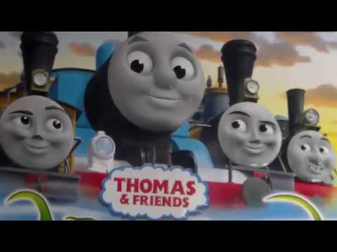 Thomas And Friends Home Media Reviews Episode 71 - Misty Island Rescue
