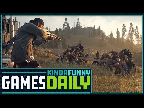 Days Gone Delayed - Kinda Funny Games Daily 10.19.18