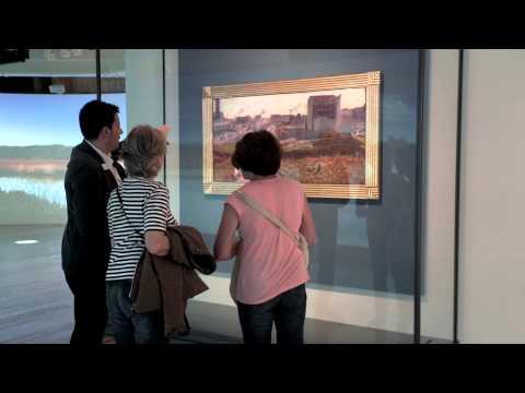 """Expo Milano 2015 - """"Officine a Porta Romana"""" di Umberto Boccioni"""