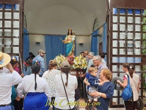 Camino Romería María Auxiliadora 2019 -Pozo del Camino