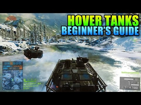 Guide - For More Gaming Tips and Tricks, Subscribe ▻ http://bit.ly/1lumAKr Hey guys today we're going over the basics of the hover tank: where it spawns, how to equip it, and why having a gunner...