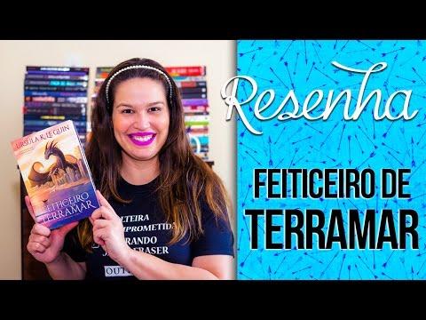 Resenha: O Feiticeiro de Terramar [Ciclo Terramar #1] - Ursula K. Le Guin | Laila Ribeiro