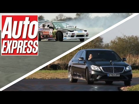 express - Mercedes S63 AMG review: http://bit.ly/IX0jHk Subscribe to our YouTube channel http://bit.ly/11Ad1j1 Subscribe to the mag http://subscribe.autoexpress.co.uk/...
