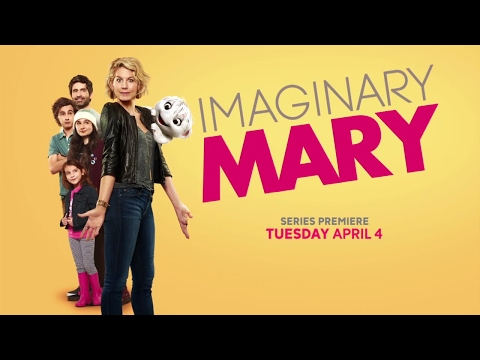 Imaginary Mary Season 1 Teaser