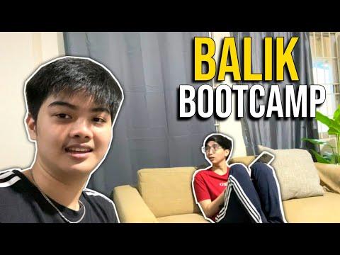 BALIK BOOTCAMP