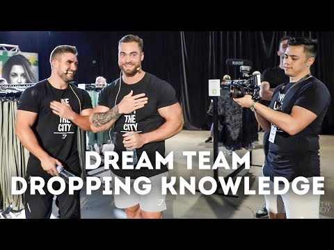 Q&A With Ryan Terry  Training, Nutrition, Social Media etc...