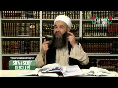 Cübbeli Ahmet Hocaefendi ile Şifa-i Şerif Dersleri (7. Bölüm )