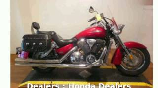 4. 2005 Honda VTX 1800R Spec 1 Specification & Info