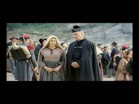 SANTA BERNADETTE SOUBIROUS 2 parte (Virgen de Lourdes)