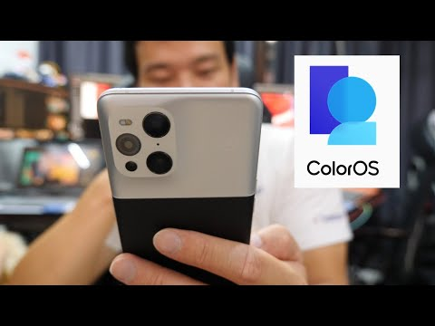 OPPO ColorOS 12 Global Version: Most Fluent OS on Android 12?