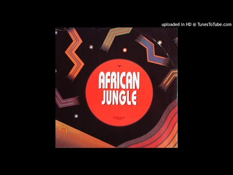 African Jungle ‎– African Jungle (Alternative Mix)