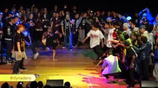 Singapore vs Philippines at World Supremacy Battlegrounds 2014