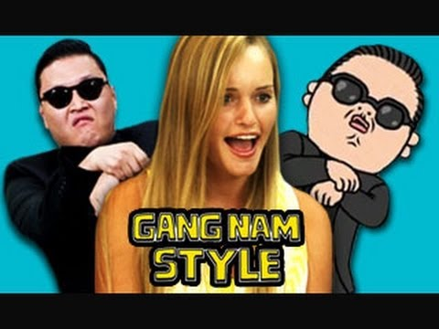 Its All About Gangnam Style! picture