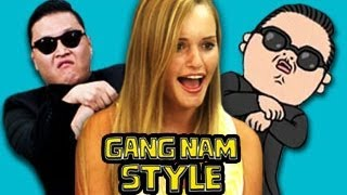 TEENS REACT TO GANGNAM STYLE