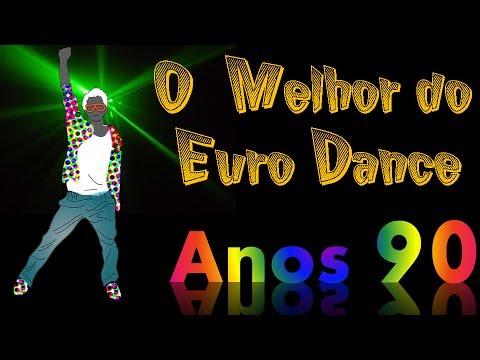 flashdance - O melhor do Euro Dance nos anos 90 - As melhores músicas eletrônicas da década de 1990.