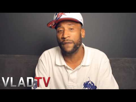 djvlad - http://www.vladtv.com/ - Brand Nubian rapper Lord Jamar explains the difference in rap and hip hop, and claims that